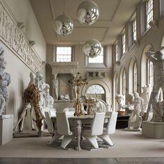 english mansion interior - Google Search