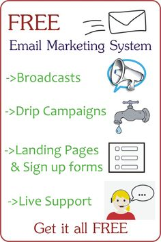 Create broadcasts, your own drip campaign, follow up series emails, subscriber forms and landing pages. 1. Send newsletters (Broadcasts) 2. Email automations (Follow up email series / drip campaigns / time scheduled emails) 3. Drag-and-drop email builder 4. 100's of email templates 5. HTML emails 6. AMP emails 7. Hosted broadcast archive 8. 100's of images 9. Unlimited landing pages and subscriber forms 10. Landing page templates 11. Integrations to external partner software 12. 24/7 support…