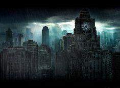 Increibles Imagenes Post-Apocalipticas