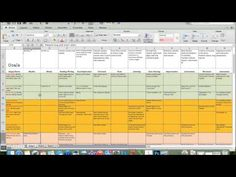 Creating a year plan for the music classroom: Super helpful tutorial for…