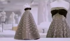 Dior's Le Petit Théâtre de la Mode Dior recently unveiled a new travelling exhibition of 60 couture pieces made in miniature, in homage to a 1945 exhibition of French haute couture.