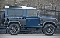 Land Rover Defender SW 90 Chelsea Wide Track by Kahn Design 3