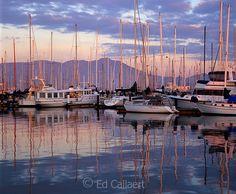 Dawn, Sausalito, Marin County, California