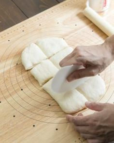 SNSで噂の「魔法のパン」の正体とは?こねずに、たった30分でできあがり! Bread Recipes, My Recipes, Food Garnishes, Bread Cake, Cafe Food, Sns, Sweet Bread, Japanese Food, Feta