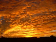Oklahoma Sunsets