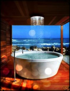 Bathtub, Home, Standing Bath, Bath Tub, Bathtubs, Bath, Haus, Homes, Houses