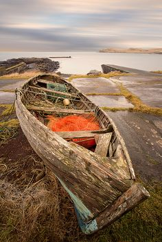 Scotland, Sea Company by Ray bradshaw