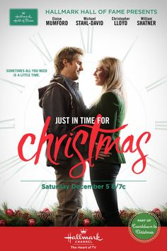 """Hallmark Channel: """"Just in Time for Christmas"""" (2015) 