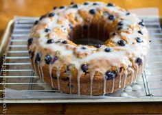 Chasing Some Blue Sky: Blueberry Banana Bread