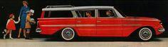 1961 Rambler Station Wagon