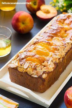 Good Humor Ice Cream, Plum Cake, Summer Fruit, Dessert Recipes, Desserts, Biscotti, Muffin, Banana Bread, Bakery