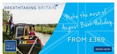 Boating Holidays in the UK and Europe   Hoseasons