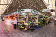 El Mercado de Santa Catalina es un lugar especial, no sólo por la alta calidad de alimentos sino también por la gente y el lugar, ubicado en el barrio más cosmopolita de Palma