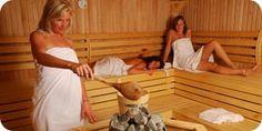 DIY Sauna made to look really easy