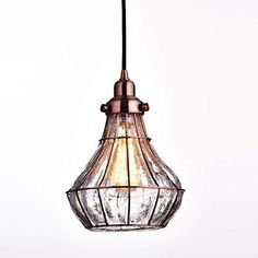 YOBO Lighting Cracked Glass Vintage Wire Ceiling Pendant ... https://smile.amazon.com/dp/B0179CDTI6/ref=cm_sw_r_pi_dp_jvYBxbTF7H64Y