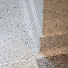 Concord Terrazzo Company Precast Wall Base Provides Protection From The Floor Surface To