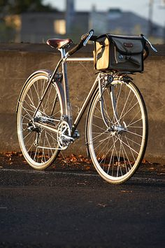 Vanilla Bicycles Commuter