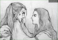 Arwen - Elladan / Elrohir - The Lord of the Rings