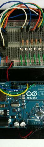 Arduino Board w/ Breadboard