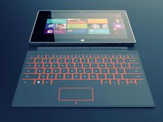 MicroSoft's Surface Tablet @aaanetsolution