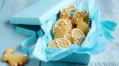 VMBS GET COOKING : Iced Easter biscuits