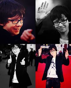 Well well well, look who's all grown up.  We'll miss you Asa.