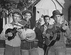 The Dillards on the Andy Griffith Show