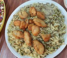 Plaw nesk . Kurdish food