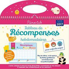 Tableau de récompenses hebdomadaires Mémoniak 2017 de Col…