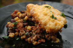 Recipe Shoebox: Slow Cooker Tamale Pie