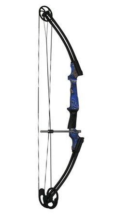 "The Junior Hawk is great for kids 10-14 years old.  This bow will help build young bowfishers' confidence with its ease-of-use, lighter draw and pinpoint accuracy!  With a 10-20 lb draw and a constant draw of up to 30"", any sized youth can use this bow for years of action-packed Bowfishing Excitement!    $359.95"