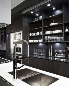 Doing up a Masculine kitchen