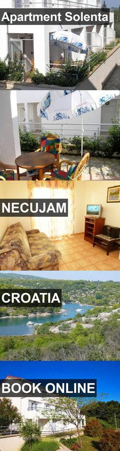 Apartment Solenta in Necujam, Croatia. For more information, photos, reviews and best prices please follow the link. #Croatia #Necujam #travel #vacation #apartment