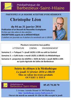 Christophe Léon - Le blog