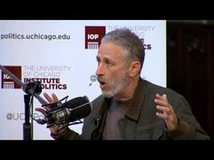 """Jon Stewart is back with some strong words for """"man-baby"""" Donald Trump - Vox"""
