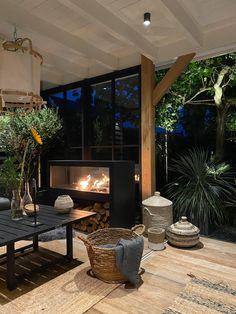 Outside Living, Outdoor Living, Pergola Patio, Backyard, Garden Design, House Design, Outdoor Spaces, Outdoor Decor, Deck Decorating
