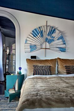 Fusion Style Apartment of Nina Yashar, Nilufar Design Gallery Owner | Afflante.com