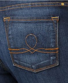 Lucky Brand Sofia Bootcut, Ol Oak Wash