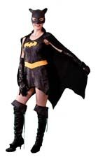 Bat Girl Dress Up Costume http://www.masqueradecostumes.co.za