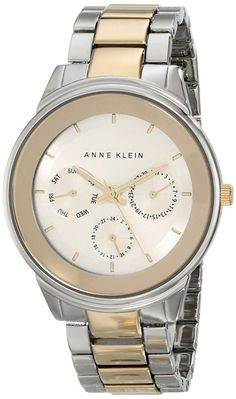 Zegarek damski Anne Klein AK-1417SVTT - sklep internetowy www.zegarek.net