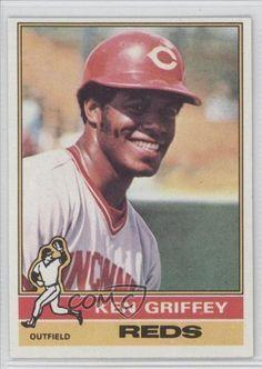 Ken Griffey Sr. Cincinnati Reds (Baseball Card) 1976 Topps #128 by Topps. $1.00. 1976 Topps #128 - Ken Griffey Sr.