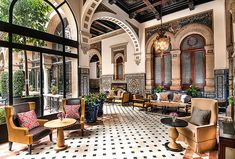 Hotel Alfonso XIII, a Luxury Collection Hotel, Seville - Hotel Gallery