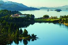 Ubicado dentro del #ParqueNacional #NahuelHuapi y rodeado de #montañas y #lagos de aguas cristalinas, Llao Llao combina la #elegancia de su #arquitectura con la #majestuosidad de la #Patagonia #Argentina. Un entorno #soñado y un servicio #exclusivo de primera categoría, para una #lunaDeMiel #inolvidable > http://goo.gl/zN06xt