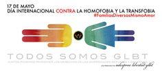 Campaña Trans '#WeJustNeedToPee' | TODOS SOMOS GLBT May 17, International Day Of