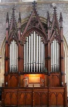 St. Canice's Cathedral Organ