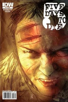 Five Days to Die #3 comic books for sale