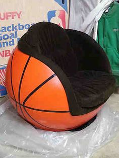 Early 80s basketball chair. Made by Sports Specialties