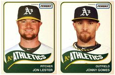 Lester and Gomes