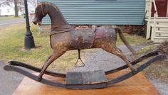 vikaflora: Детские лошадки