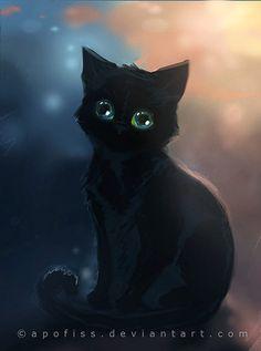 Manga Cat Eyes